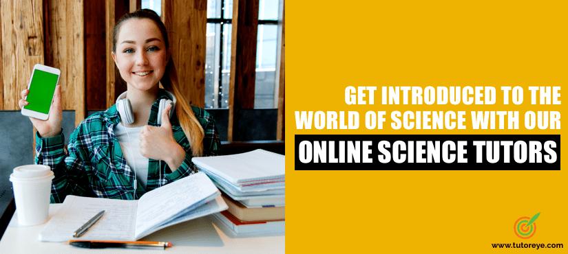 Online Science Tutors