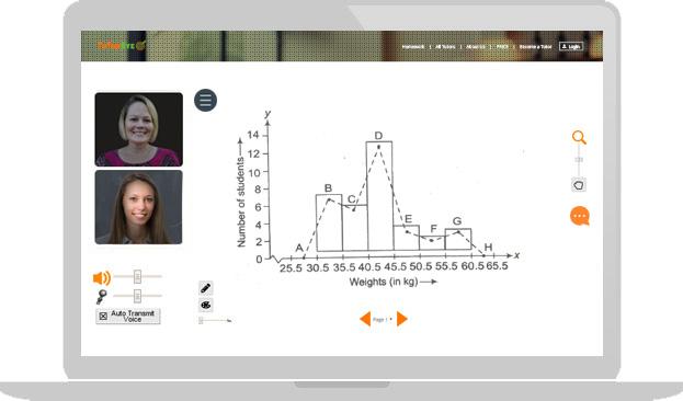 Online Statistics tutors | Live Chat with Statistics tutors - Free Trial